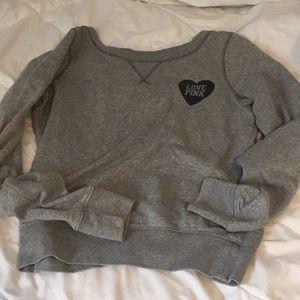Size small sweatshirt